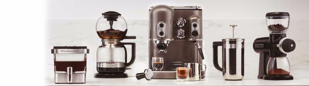 KitchenAid Kaffeewelt bei Küchen-Fee