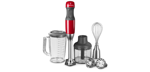 KitchenAid Mixer als Stabmixer