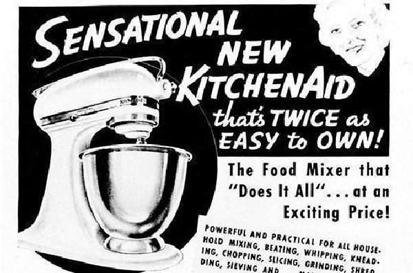 KitchenAid Geschichte