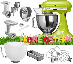 KitchenAid Osterset