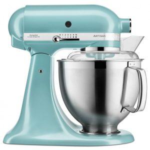 KitchenAid Küchenmaschine Artisan 5KSM185 Azurblau