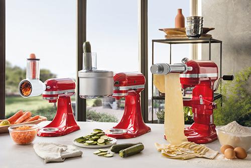 KitchenAid Zubehör Varianten
