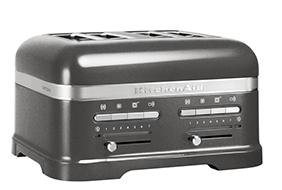 Weihnachtsgeschenkideen Toaster 4-Schlitz