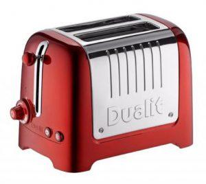Dualit-2-Scheiben-Toaster-Rot