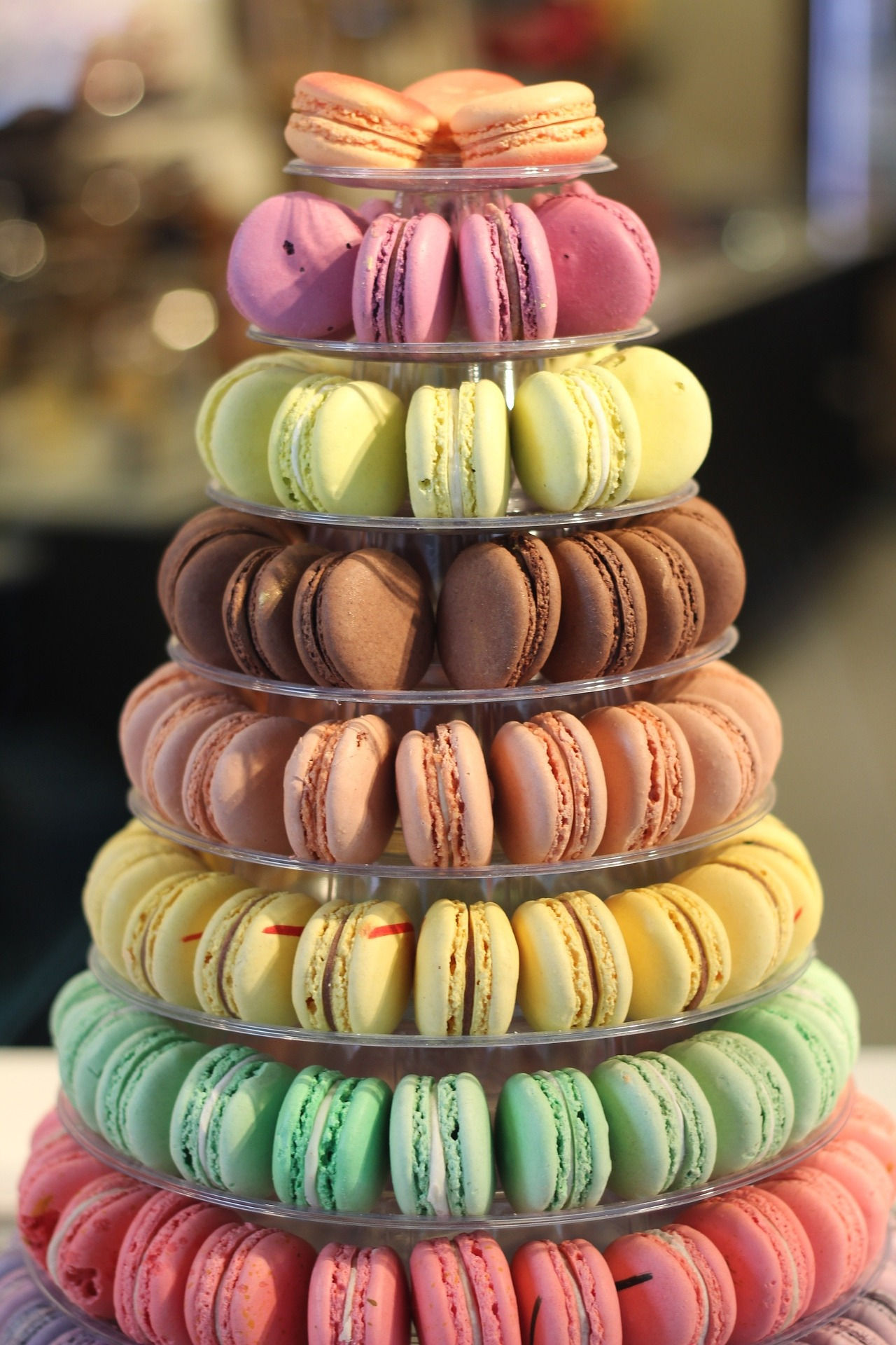 macarons backen mit kitchenaid k chen fee. Black Bedroom Furniture Sets. Home Design Ideas