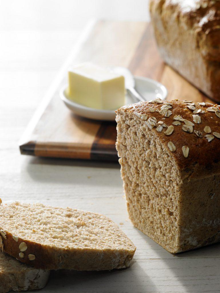 KitchenAid Honig-Weizen-Hafer-Brot