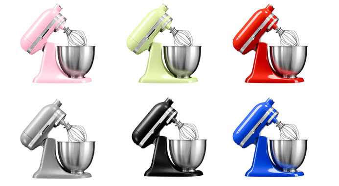 KitchenAid Mini Farben