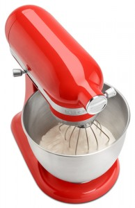 KitchenAid 3,3 L Mini Küchenmaschinen 5KSM3311XEHT HOT SAUCE