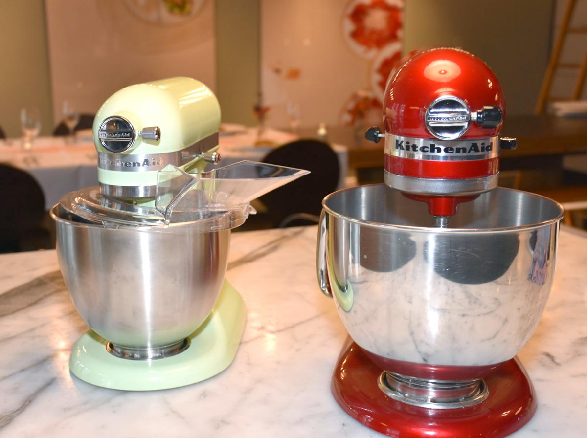 Die Kitchenaid Mini Im Vergleich Kuchen Fee