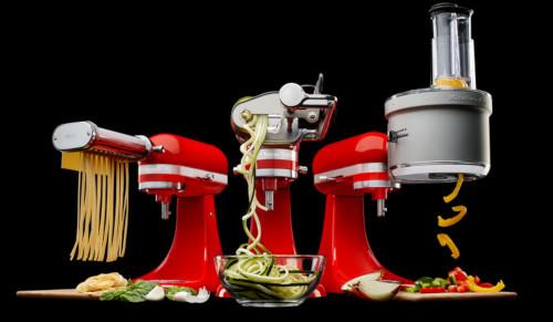 KitchenAid Zubehoer Varianten