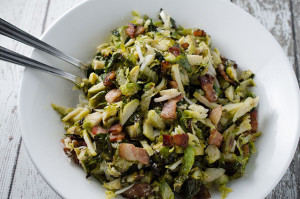 Rosenkohl-Salat kitchenaid