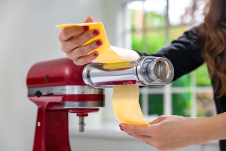KitchenAid Zubehör Test Nudelvorsatz