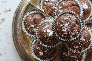vegane Lebkuchen-Muffins KitchenAid