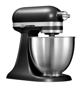 KitchenAid Mini schwarz