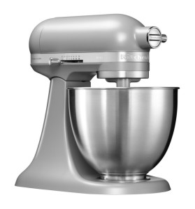 KitchenAid mini grau