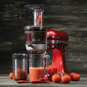 KitchenAid Entsafter-Vorsatz