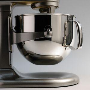 KitchenAid Artisan 6,9 l silber