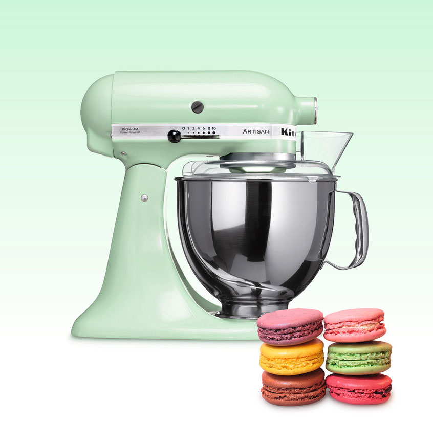KitchenAid-Pistazie