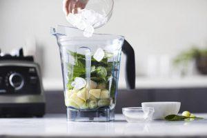 Vitamix grüner Smoothie