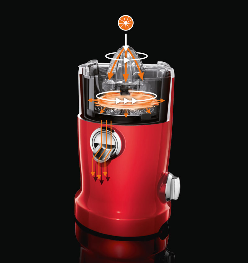 Novis Vita Juicer Funktion
