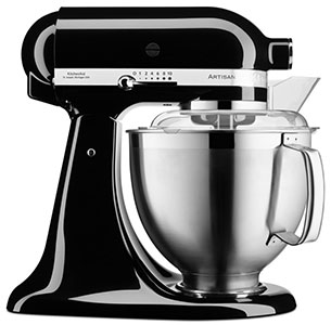 KitchenAid KSM185 black