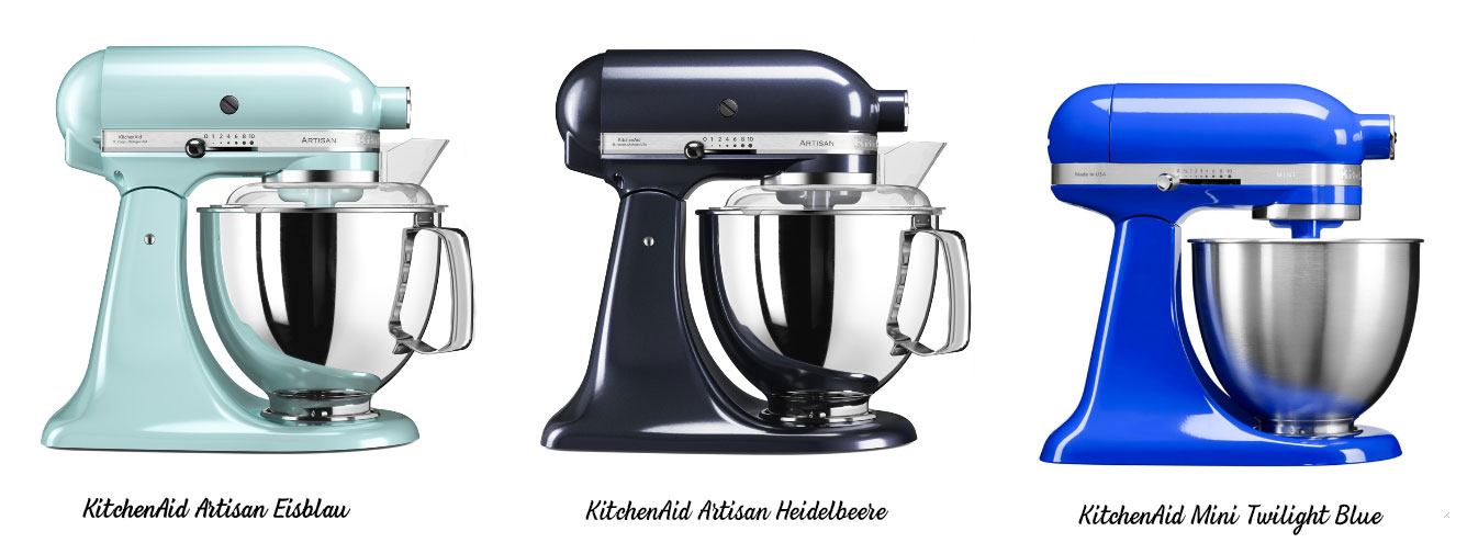 KitchenAid Blau