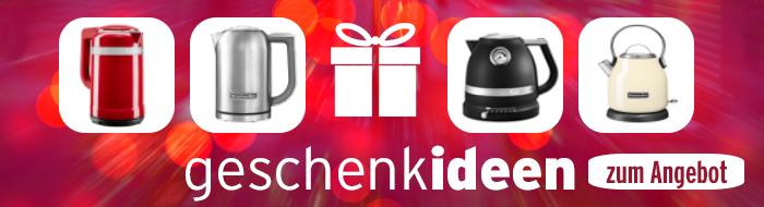 KitchenAid Artisan Wasserkocher - bei Küchen-Fee Online-Shop
