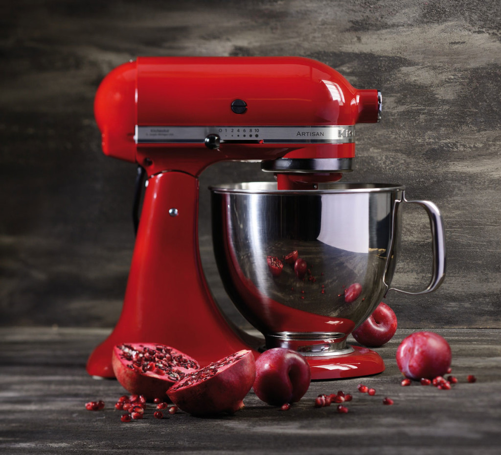 KitchenAid Artisan 175 Empire Rot