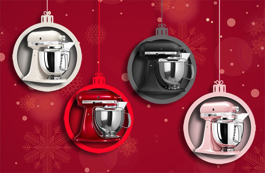 KitchenAid Weihnachtsgeschenk