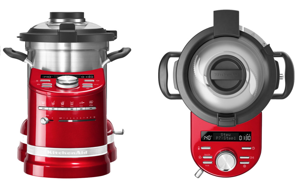 Bedienung KitchenAid Cook Processor
