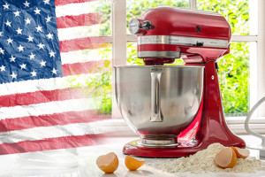 KitchenAid amerikanische Küchenmaschinen