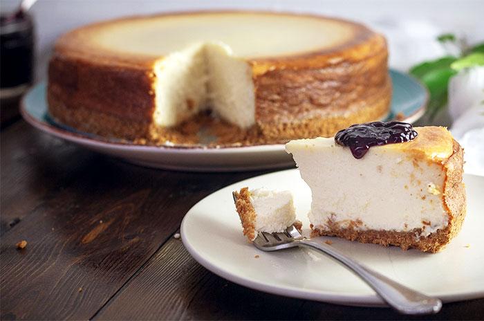Cheesecake KitchenAid