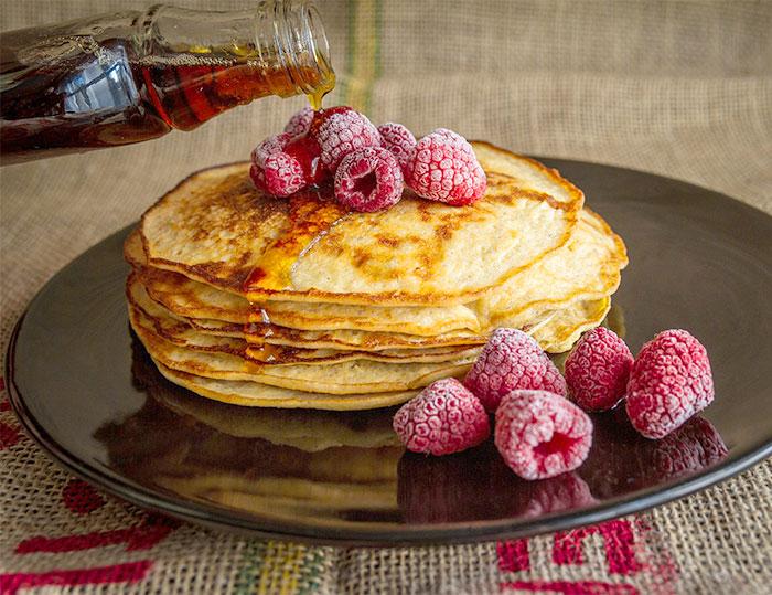 Pancakes KitchenAid