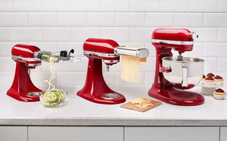 KitchenAid Küchenmaschine Modelle Anwendung