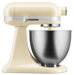 KitchenAid Küchenmaschine Modelle Mini creme