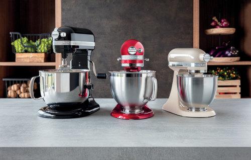 KitchenAid Küchenmaschine Modelle Vergleich
