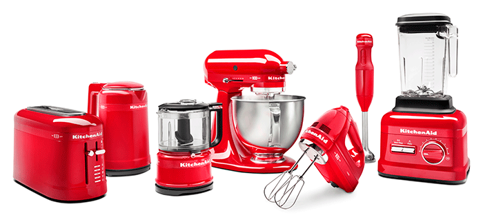 KitchenAid Queen of Hearts Kollektion