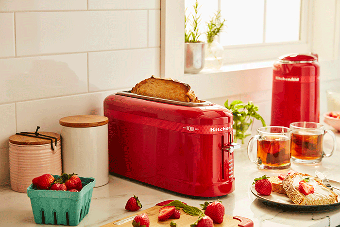 KitchenAid Queen of Hearts Toaster