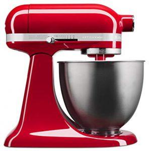 KitchenAid Küchenmaschine Mini 5KMS3311X Empire Red