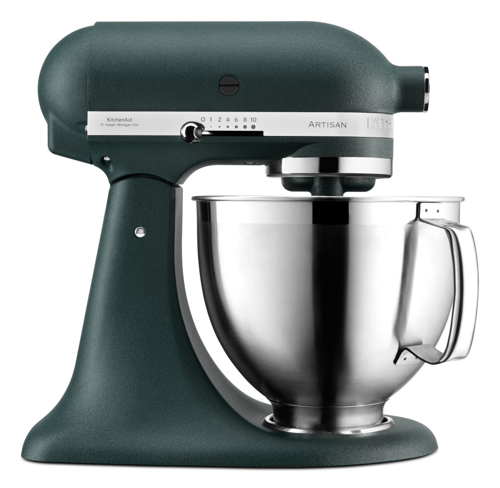 KitchenAid KSM185 Pebbled Palm