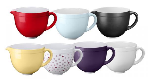 KitchenAid Farben Schuesseln Bowls