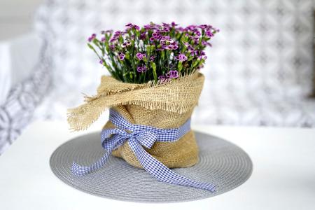 Muttertag Geschenkideen Blumentopf
