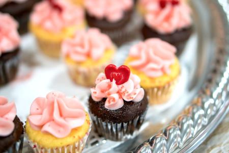 Muttertag geschenkideen Cupcakes