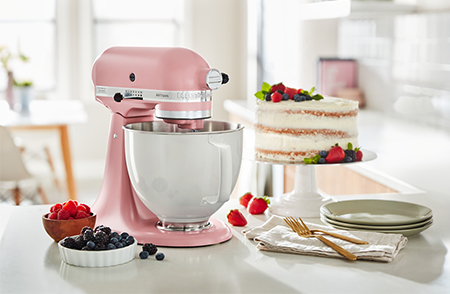 KitchenAid Limited Editions Dried Rose