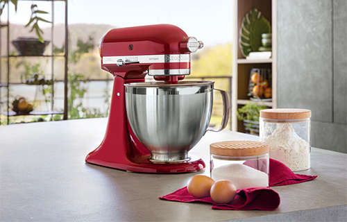 KitchenAid Black Friday Artisan Kuechenmaschine