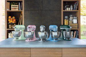 KitchenAid Farben Kuechenmaschine