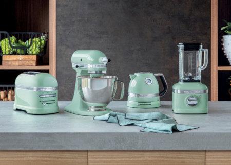 KitchenAid Farben Artisan Serie Pistazie