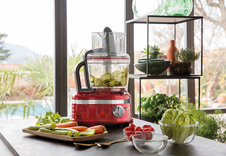 KitchenAid Kochbuch Food Processor