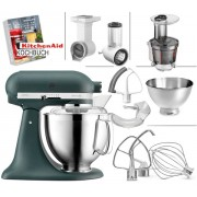 KitchenAid Artisan 5KSM185PSE Vorteils-Set 5 Küchenmaschine