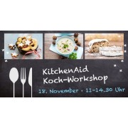 KitchenAid Workshop bei Küchen-Fee